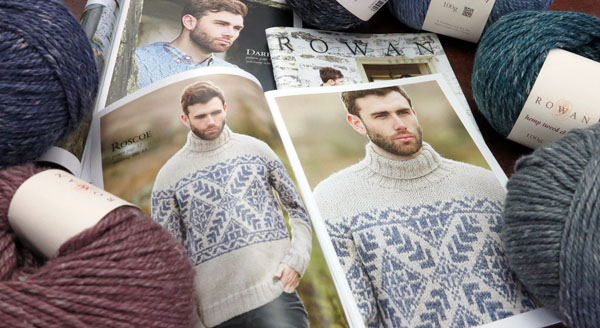 Celebrate Rowans Hemp Tweed With This Fabulous Free Pattern Booklet